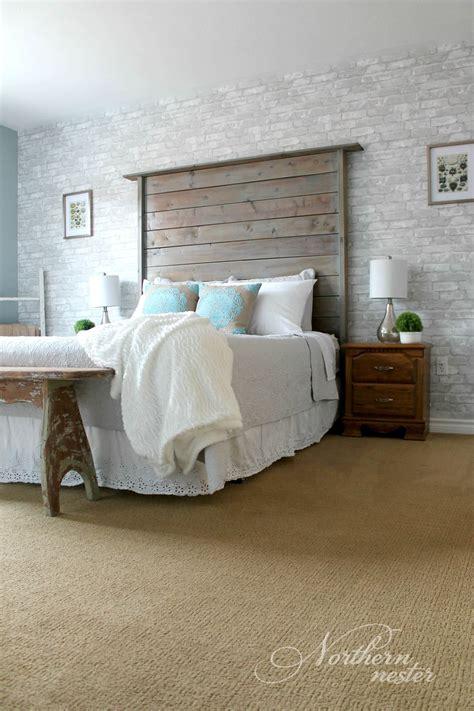 neutral farmhouse master bedroom makeover