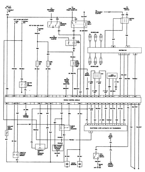 93 Wiring Diagram by Repair Guides Wiring Diagrams Wiring Diagrams