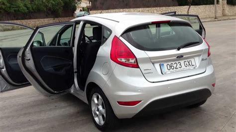 2010 Ford Fiesta 1.4 Tdci Trend 5dr Lhd Spanish Registered