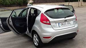 2010 Ford Fiesta 1 4 Tdci Trend 5dr Lhd Spanish Registered