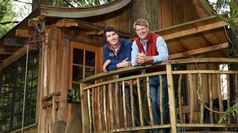 Animal Planet Renews 'treehouse Masters,' Greenlights