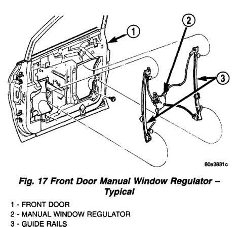 step  step procedure  remove drivers door  panel