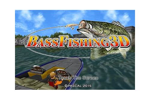 download bass fishing games for windows 7