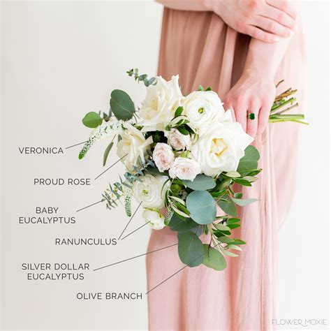 Get inspired by our wedding flower packages Mix & match