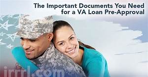 the important documents you need for a va loan pre With what documents do i need for a va loan