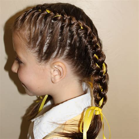 Braided Kid Hairstyles by 26 Stupendous Braided Hairstyles For Slodive