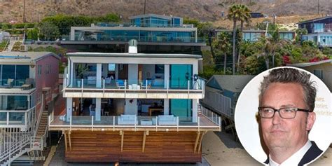The beach compound known as the perry house gained 2 years of success, but, in 2015, the program hit a bump in the. Matthew Perry Malibu Home Is Up For Sale At $14 Million ...