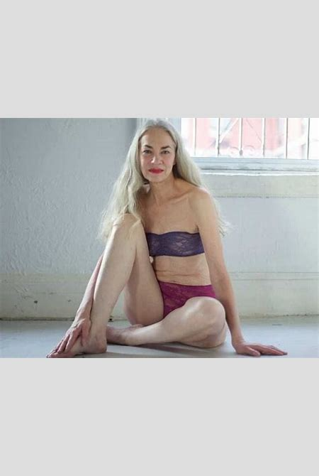 American Apparel's 62-Year-Old Model - Business Insider