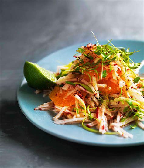 ensalada de jicama recipe gourmet traveller