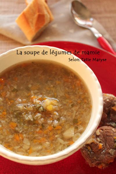 la soupe de l 233 gumes pour se r 233 chauffer