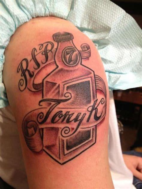 awesome whiskey tattoos  dark liquor lovers pics