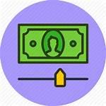 Limit Money Cash Icon Finance Options Settings