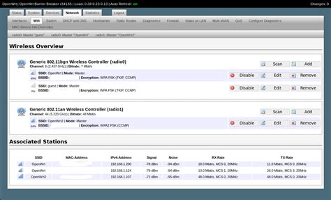 Boot into your virtual machine. LEDE/OpenWRT — Adding a Web Interface | by CT WiFi | LEDE ...