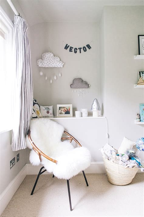 Light Grey Curtains Target by A Modern Stylish Unisex Baby Nursery With A Neutral Grey