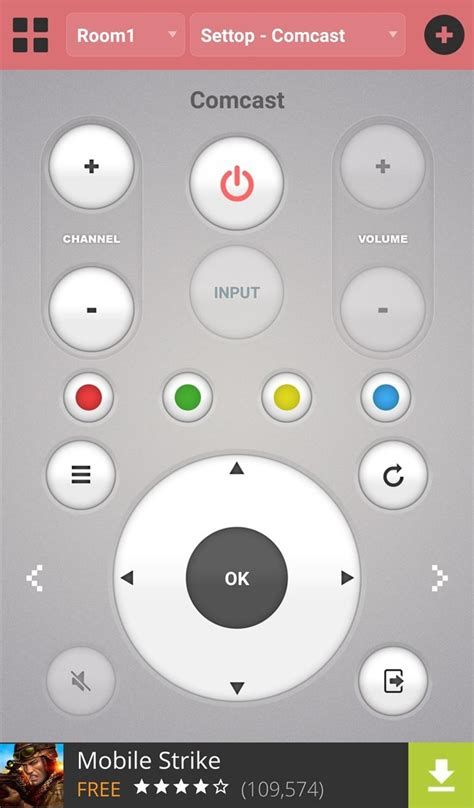 universal remote app android the best universal remote apps for android