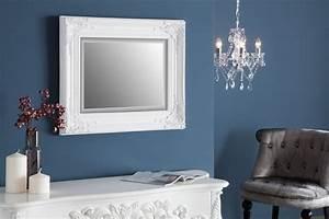 Wandspiegel Groß Weiß : riesiger barock spiegel venice silber antik 90x180cm riess ~ Whattoseeinmadrid.com Haus und Dekorationen