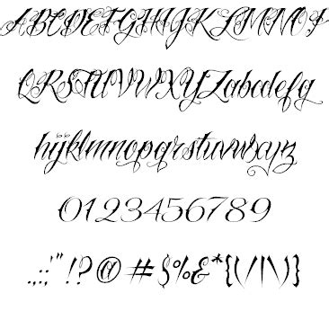 fontspace generator