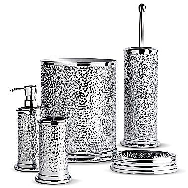 thayer metal bath accessories jcpenney beautiful