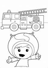 Umizoomi Coloring Pages Team Print Printable Coloriage Ausmalbilder Sheets Umi Guppies Bubble Printables Zoomi Getcolorings Cars Von Admin September sketch template