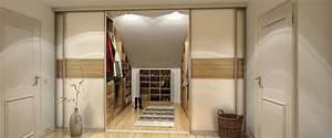 Kleiderschrank Nach Maß Schiebetüren : begehbarer kleiderschrank ideen l sungen nach ma ~ Sanjose-hotels-ca.com Haus und Dekorationen
