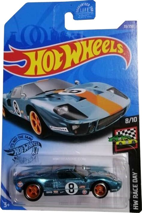 ford gt  hot wheels  super treasure hunt