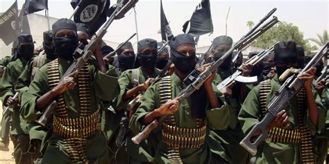 Western Forces 'strike Al Shabaab Stronghold In Somalia