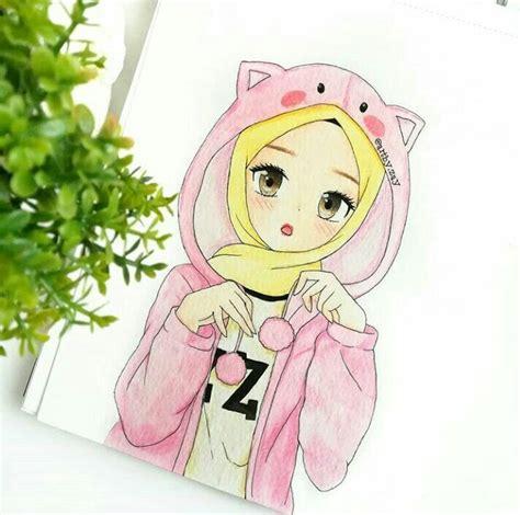 anime hijab girl anime muslimah hijab hijabart muslim