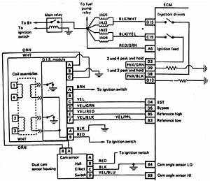 Crank Sensor Wiring Diagram 4ze1