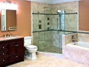 Bathroom Remodeling Northern Virginia by Luxury Master Bath With Kohler Shower Body Sprays
