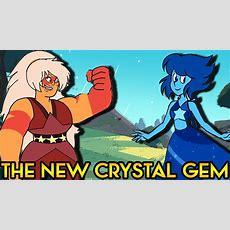 The New Crystal Gem [steven Universe News] Youtube