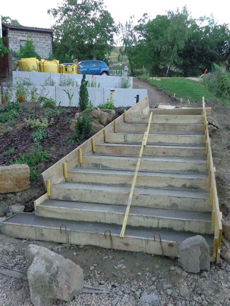 exterieurs escalier en  escalier de jardin