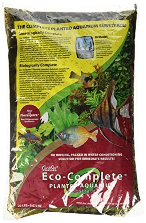 caribsea eco complete 20 pound planted aquarium black import it all