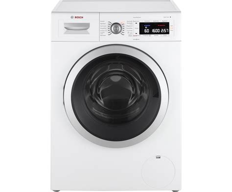 bosch serie 8 waschmaschine bosch waw32541 serie 8 waschmaschine freistehend wei 223 neu ebay
