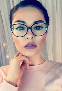 makeup tips how to look when wearing glasses
