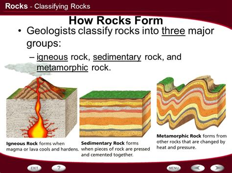 rocks are classified according to their composition and color rocks are classified according to their composition and