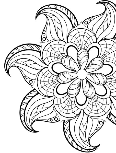 free abstract coloring pages 1000 ideas about abstract coloring pages on
