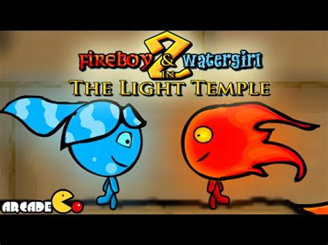fireboy and watergirl light temple fireboy and watergirl the light temple walkthrough all