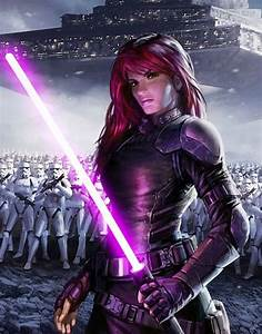 MARA JADE SKYWALKER | Star Wars | Pinterest | To be, The o ...