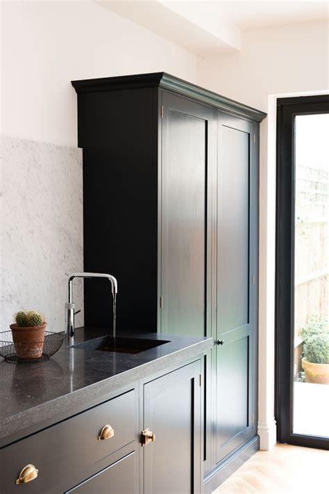 beautiful big pantry cupboard  devol kitchens painted