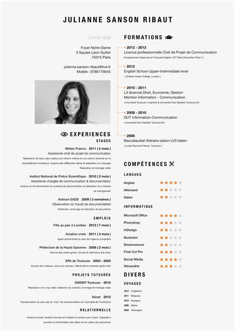 infographic cv inspiration luke  jules