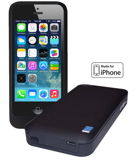 iphone 5 battery drain new lifecharge iphone 5 battery wages war against ios