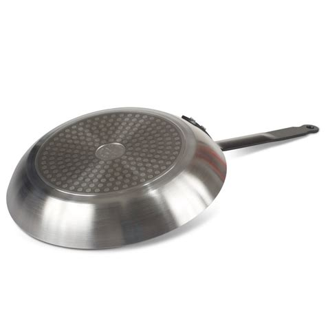 stick aluminum induction frying pan jb prince professional chef tools