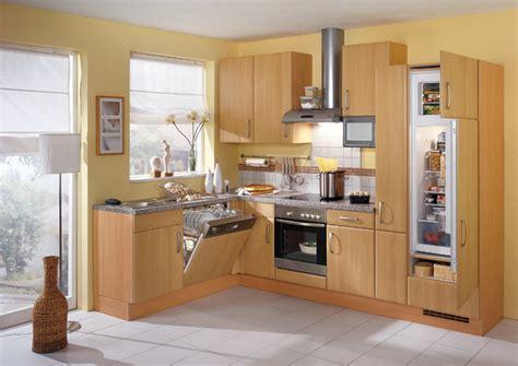 cocinas de madera pequenas decoracion de cocinas