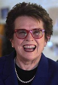 Billie Jean King - Wikipedia