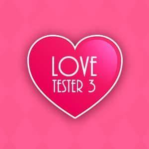 Love Tester 3 g... Love Tester