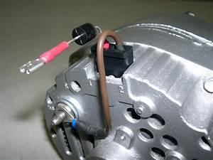 Diesel 3 Wire Alternator Diagram