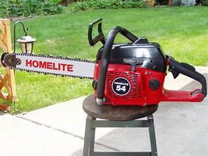 Homelite Chainsaw Parts