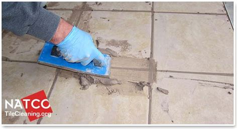 how to grout floor tile how to apply grout in a tile floor