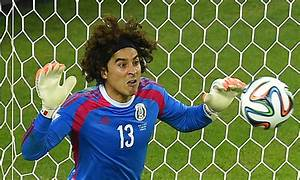 Mexico goalkeeper Guillermo Ochoa is a player of substance ...