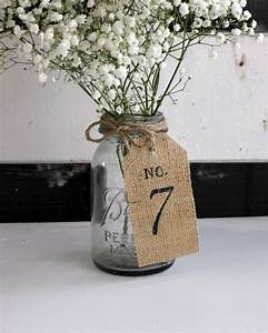Nom De Table Mariage Champetre : d coration mariage champ tre 50 id es originales ~ Melissatoandfro.com Idées de Décoration